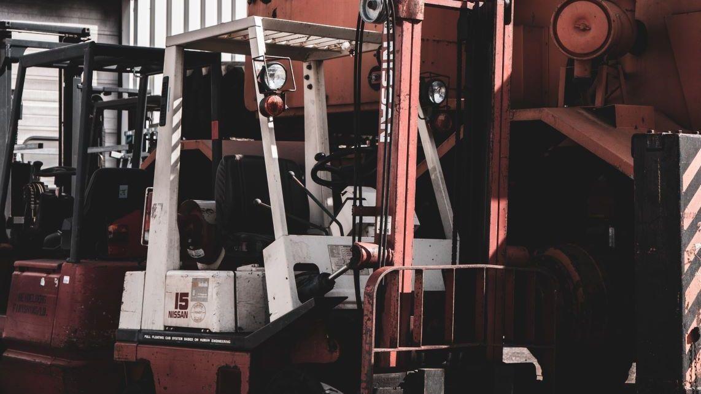 Yard Forklift Truck Inspection Checklist