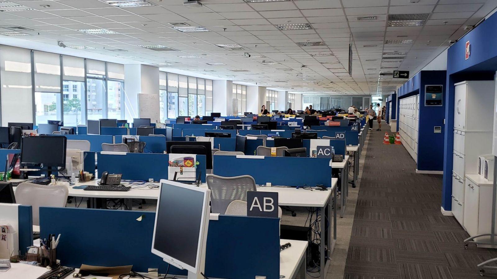Comprehensive Office Risk Assessment Template