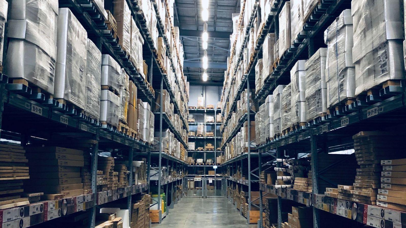 Warehouse Stock Audit