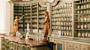 Inspección de farmacia
