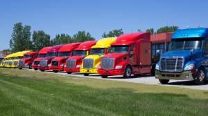 Full Fleet Vehicle Inspection