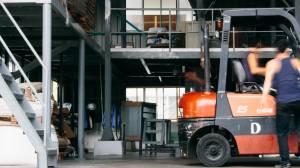 Forklift Truck Operator Safety Evaluation
