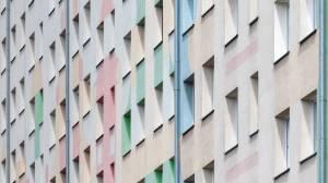 Bestandsaufnahme von einem Gebäude