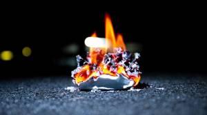 Exercício de incêndio