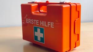 First Aid Box Inspection