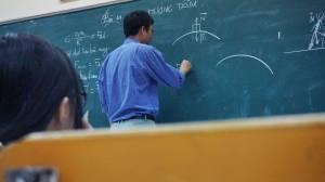 Évaluation de l'enseignant