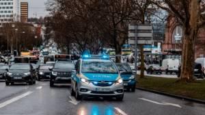 Inspektion von Patrouillenfahrzeugen