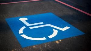 Behindertengerechter Arbeitsplatz - Selbstbewertung