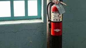 Auditoria de Segurança contra Incêndio de Serviços Predial