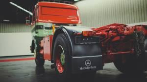 Inspección de vehículos pesados