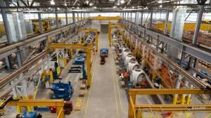 Covid-19 | Wiedereröffnung einer Fabrik