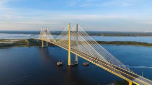 Canal Bridge Inspection