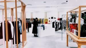 Umfrageformular zur Zufriedenheit der Kunden im Einzelhandel