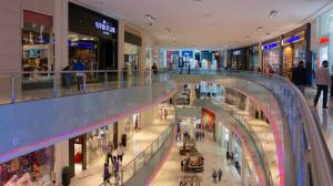 Cleaning Inspection of a Shopping Centre