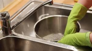 Plano de limpeza para a cozinha