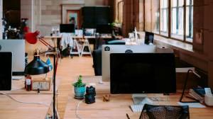 Arbeitssicherheit im Büro