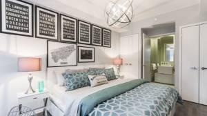 Inspeção de quartos de hotel